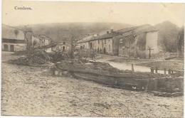 CPA  - 55 - COMBRES  ( Feldpost Division Brück - Train ) - 1915 ( Voir Cachet Sur Scan ) - Verdun