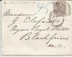 PERFIN BRITAIN - 12-13--1881-- PEARLS 14-- - 1840-1901 (Regina Victoria)