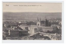 TCHEQUIE -- PRAGUE -- CP NON VOYAGEEE -- - Czech Republic