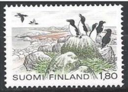 Finlandia 0884 ** Foto Estandar. 1983 - Finland