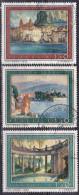 Repubblica Italiana, 1975 - Turismo - Nr.1299/1301 Usati° - 1946-.. Republiek