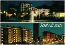 Italië/Italia, Jesolo, Di Notte, 1971 - Italia
