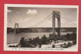 Washington Bridge - Etats-Unis