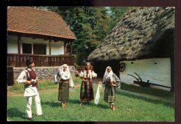 B567 PORT POPULAR DIN ARGES, FAGARAS SI CLUJ - Romania