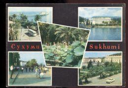 B601 ABKHAZIA, SUKHUMI - VIEWS - Georgia