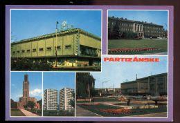 B620 PARTIZANSKE - VIEWS - Slovaquie