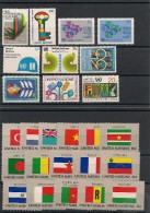 NATIONS UNIES NEW YORK Année Complète 1980 N° Y/T: 308/333** Côte: 25,35 € - New York -  VN Hauptquartier