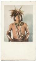 AMRECIAN INDIAN TAQUI A Moki Snake Priest Serpents C. 1905 (U/B) Some Bends Color - Amérique