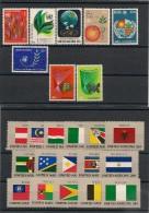 NATIONS UNIES NEW YORK Année Complète 1982 N° Y/T: 359/382** Côte: 25,55 € - New York -  VN Hauptquartier