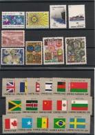 NATIONS UNIES NEW YORK Année Complète 1983 N° Y/T: 383/407** Côte: 30,95 € - New York -  VN Hauptquartier