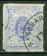 Armoiries - LUXEMBOURG - Série Courante - N° 32 - 1874 - 1859-1880 Armoiries