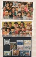 NATIONS UNIES NEW YORK  Année  1995 N° Y/T: 667/68-673/91** Côte: 27,05 € - New York -  VN Hauptquartier