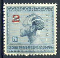 COB  161  *  (P299) - Belgisch-Kongo