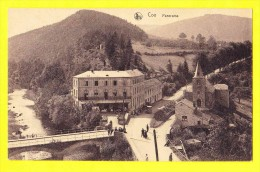 * Coo (Stavelot - Liège - La Wallonie) * (Nels, Ern Thill) Panorama, Pont, Hotel De La Cascade, Oldtimer, église, Rare - Stavelot