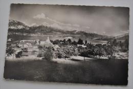 LAC D ANNECY VUE GENERALE DE SEVRIER AVEC MONT BORON  DENTS DE LANFON  LA TOURNETTE PHOTO ANDRIEUX - Autres Communes