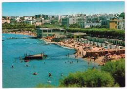 O1040 Otranto (Lecce) - Panorama Con La Spiaggia / Non Viaggiata - Other Cities