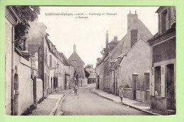 CHATILLON COLIGNY : Faubourg Du Puyrault, L'Hospice. 2 Scans. Edition Lenormand - Chatillon Coligny