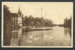 """Carte Postale - Brugge - Le Lac D""""Amour - 1935 - Brugge"""
