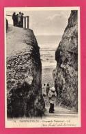 76 SEINE-MARITIME VARENGEVILLE, Gorge De Vasterival, Animée, (L. L.) - Varengeville Sur Mer