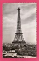 75 PARIS TOUR EIFFEL, 1953, Cachet, Tampon, (Edition Spéciale) - Tour Eiffel
