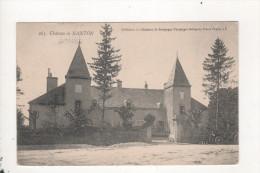 Chateau De Nanton - Francia