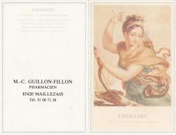 Calendrier 1989 Frimaire 22 Novembre Le Soleil Répond Au Sagittaire - M.-C. Fillon Maillezais - Tamaño Pequeño : 1981-90