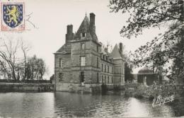 Bourdonne (S.-et-O. =>Yvelines) - Le Château Où Mourut José-Maria De Hérédia En 1905 - N°7693 - Photo Véritable - RARE - Francia