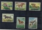 Timbre, Sport, Cheval, Hippisme, équitation, Timbres Tous MNH**  (R162) - Cavalli