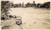 Photo Ancien / Belgisch-Congo / Congo Belge / 1934 / Velodrome En Construction / Millo - Afrique