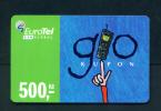 CZECH REPUBLIC - Remote Phonecard Go *BOGOF  Used - Tschechische Rep.