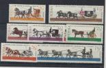 Timbre, Sport, Cheval, Hippisme, équitation, Timbres Tous MNH**  (R163) - Cavalli