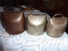 3 Cloches DEVOUASSOUD CHAMONIX - Bells