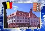 Postcard, Cities Of Europe Collection, Beringen, Belgium 11 - Mapas