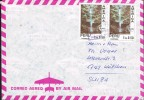 Peru 1992 Postal Cover Rucallpa - Kölliken (Switzerland) America UPAEP - Pérou