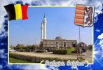 Postcard, Cities Of Europe Collection, Beringen, Belgium 25 - Mapas