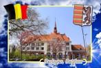 Postcard, Cities Of Europe Collection, Beringen, Belgium 27 - Mapas