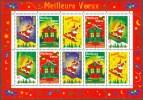 FRANCIA - FRANCE  ** MNH 1998 Foglietto BLOC FEUILLET N. 21 - Mint/Hinged