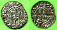 "[DO] GENOVA - Carlo VI ""Re Di Francia"" (1396-1409)   MINUTO (Mistura) - Regional Coins"