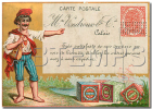 62749 CALAIS MM VENDROUX & CIE TRES SATISFAITS DE VOS DERNIERS ENVOIS DE BISCUITS  VEUILLEZ DOUIBLER LES ORDRES  QUE - Calais