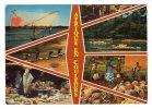 02585-LE-TCHAD-AFRIQUE EN COULEURS------Vues multiples diverses----------timbres Fran�ais-Poste aux Arm�es