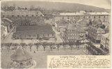 "1904  Longwy - Haut  "" Vue D'ensemble "" -  Vers Namur - Longwy"
