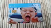 Phonecard Child Belgium Rare - Belgique
