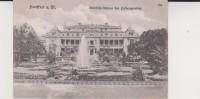 1909  Hesse Frankfurt Palmengarten Gesellschaftshaus   2 Scan - Frankfurt A. Main