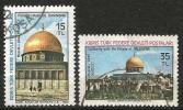 1980 - Mi. 93-94 O [set], Turkish Republic Of Northern Cyprus - Cyprus (Turkey)