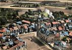 Estaires  L'Hôtel De Ville Et La Grand'Place  -cpsm-gf- - Autres Communes