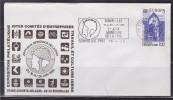 2èm Jeux Mondiaux De La Paix Exposition Philatélique 19-26.6.1985 Echirolles PPAL 19.6.85 N°2366 Europa - Postmark Collection (Covers)