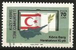 1984 - Mi. 148 O, Turkish Republic Of Northern Cyprus - Cyprus (Turkey)