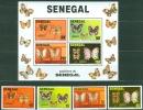 Senegal 1982 Butterfly MNH** - Lot. A50 - Sénégal (1960-...)