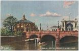 BERLIN MOLTKE BRUCKE M. LEHRTER BHF. - 1910s TUCK'S POSTCARD - Germany - München