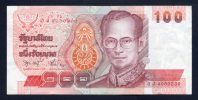 Tailandia 100 Baht - 1994 - SPL - Tailandia